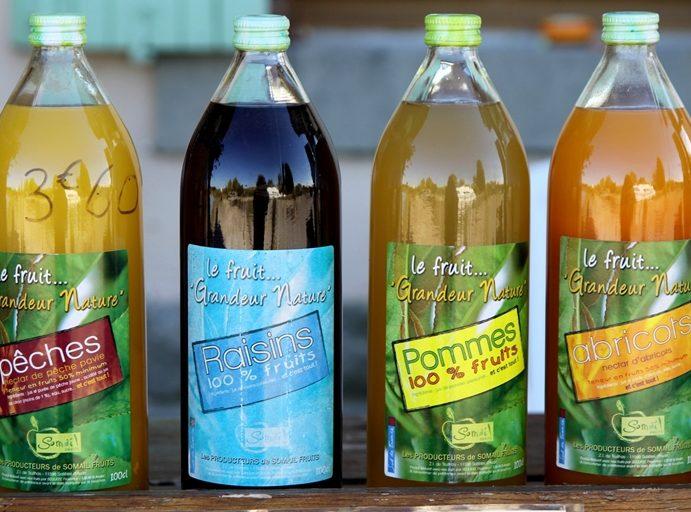 Sok w kartonie, nektar w butelce, a może owocowy napój domowym sposobem?