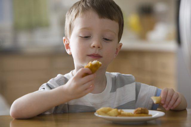Drób w codziennej diecie dzieci